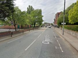 Man charged after Eccles stabbing