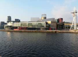 The Lowry. Lucy Hill