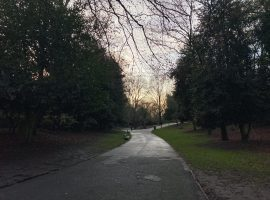 Light Oaks Park, Salford. Credit: Anna Dugdale