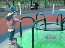 A community win of £67k for Green Grosvenor's playground