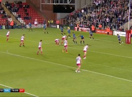 Leigh Centurions v Salford Red Devils, Ladbrokes Challenge Cup Round 6, 11.05.18. Super League on YouTube.