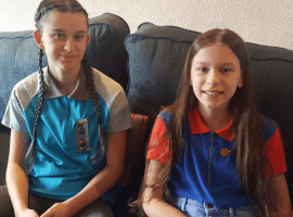 """""""It feels like a break from everything"""" – How Guides has helped Salford girls through the third lockdown"""