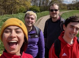 """We've decided to walk 200km""- Meet The Digital Diversity Festival organisers 'Walking Proud' for Salford Pride fundraiser"