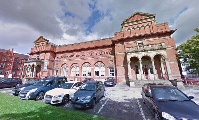 A new exhibition at Salford Museum and Art Gallery