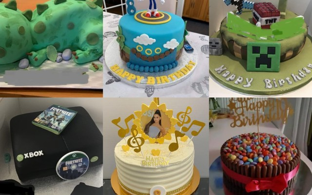 """""""That's a lot of happy kids"""" – The woman on a mission to give free cakes to Salford"""
