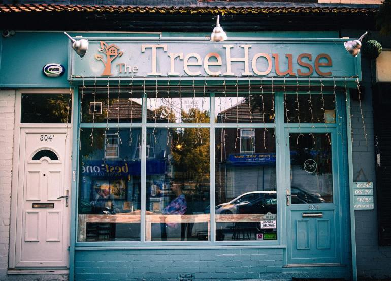 The Treehouse Cafe