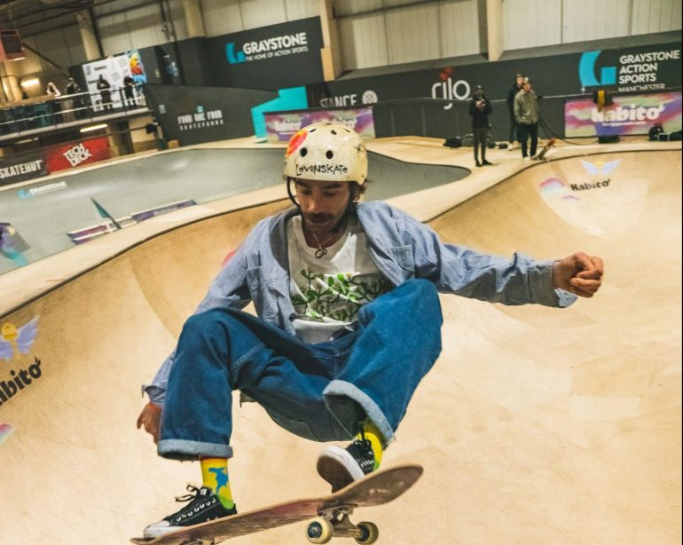 Graystone Action Sports centre