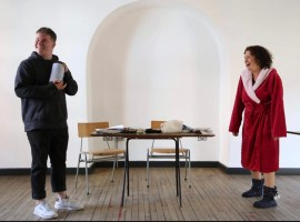 """""""The writing is inspired by people who are from local communities"""" – 'Hold Me Close' heads to Salford Arts Theatre"""