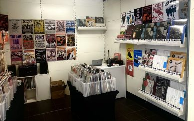 Walkden's only Record store