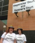 Kate McCann Freed