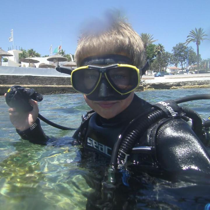 PADI Referral Open Water Diver Course, Menorca