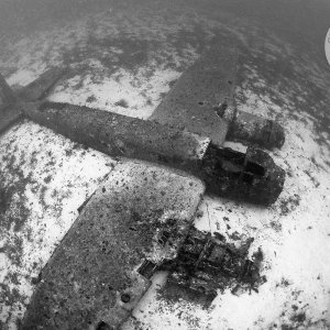 Junkers 88 | Wreck diving | S'Algar Diving MenorcaDiving in Menorca