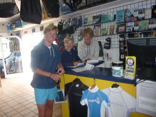 Dive Shop   S'Algar Diving, Menorca