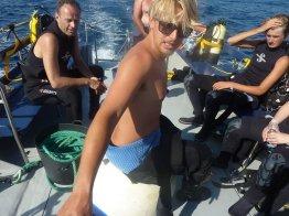 Boat Dives   S'Algar Diving, Menorca