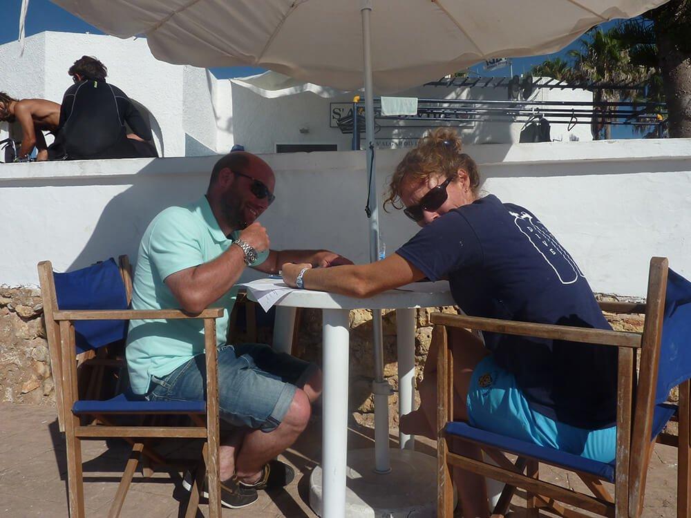 PADI Course | S'Algar Diving, Menorca