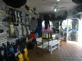 Dive Shop | S'Algar Diving, Menorca