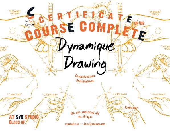 Dynamic Drawing!
