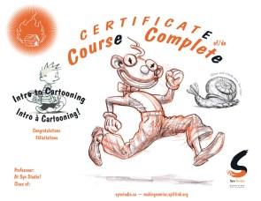 Intro to Cartooning!
