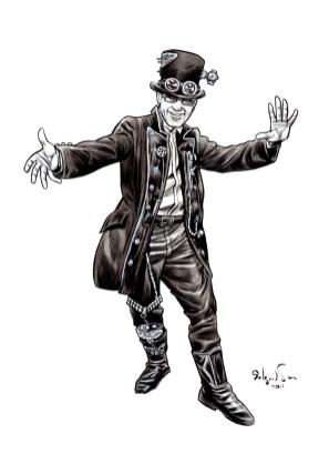 Magicians promotional portrait