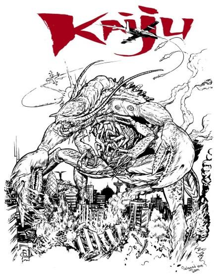 Kaiju! 2013