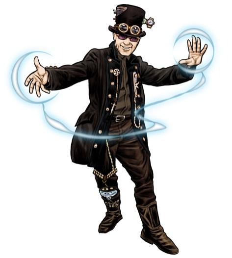 Magicians Portrait
