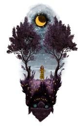 Playbill poster art