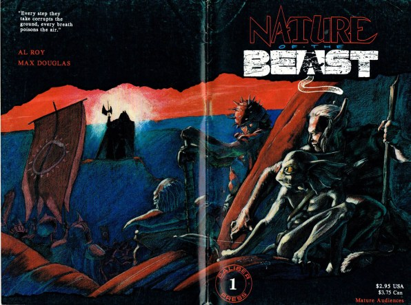 NatureOfTheBeastbook one - (1)