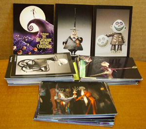 Tim Burtons Nightmare Before Christmas Our Collection