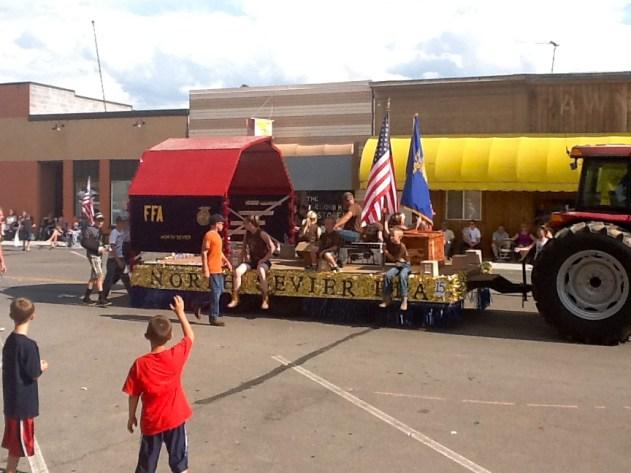 4th Parade