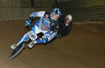 Red Hills BMX Blackhawk Arena Salina Utah 5
