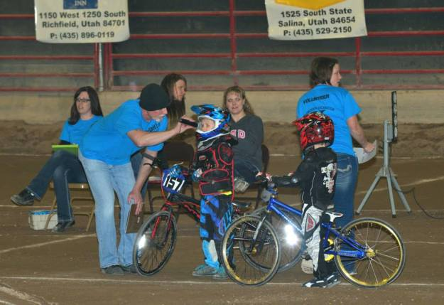 Red Hills BMX Blackhawk Arena Salina Utah 8