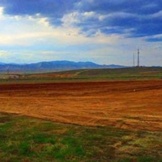 Carlisle Excavating acquired the contract to do the ground work for the new UDOT Maintenance Yard and Facility in the Industrial Park in Salina, Utah - Photo by Kirk Rasmussen