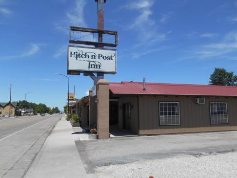 Hitch N Post Motel in Salina