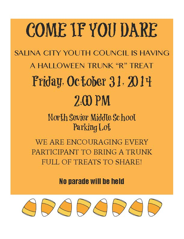 trunk r treat