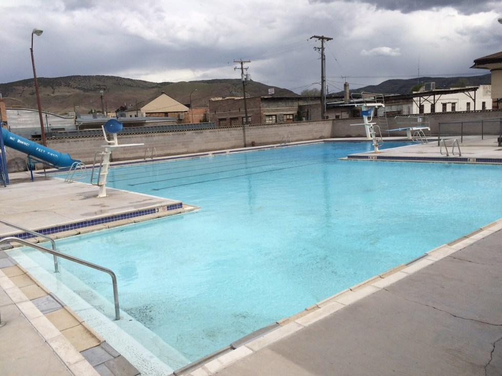 Salina, Utah Outdoor Pool 2015