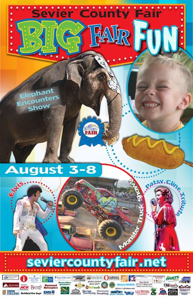 sevier county fair2015