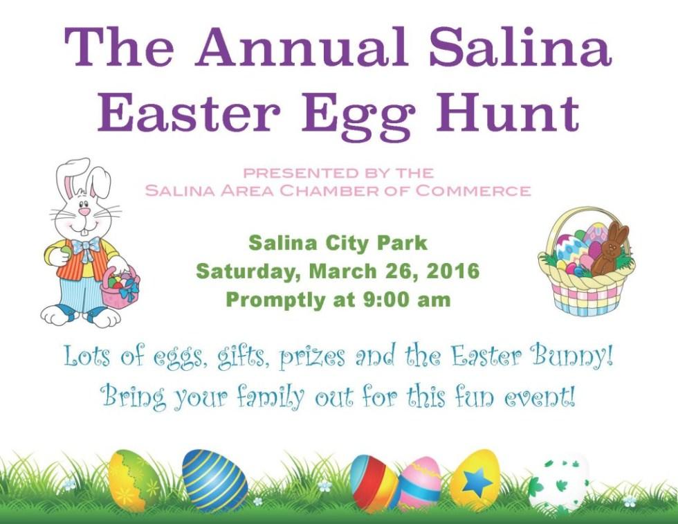 Salina Easter2016