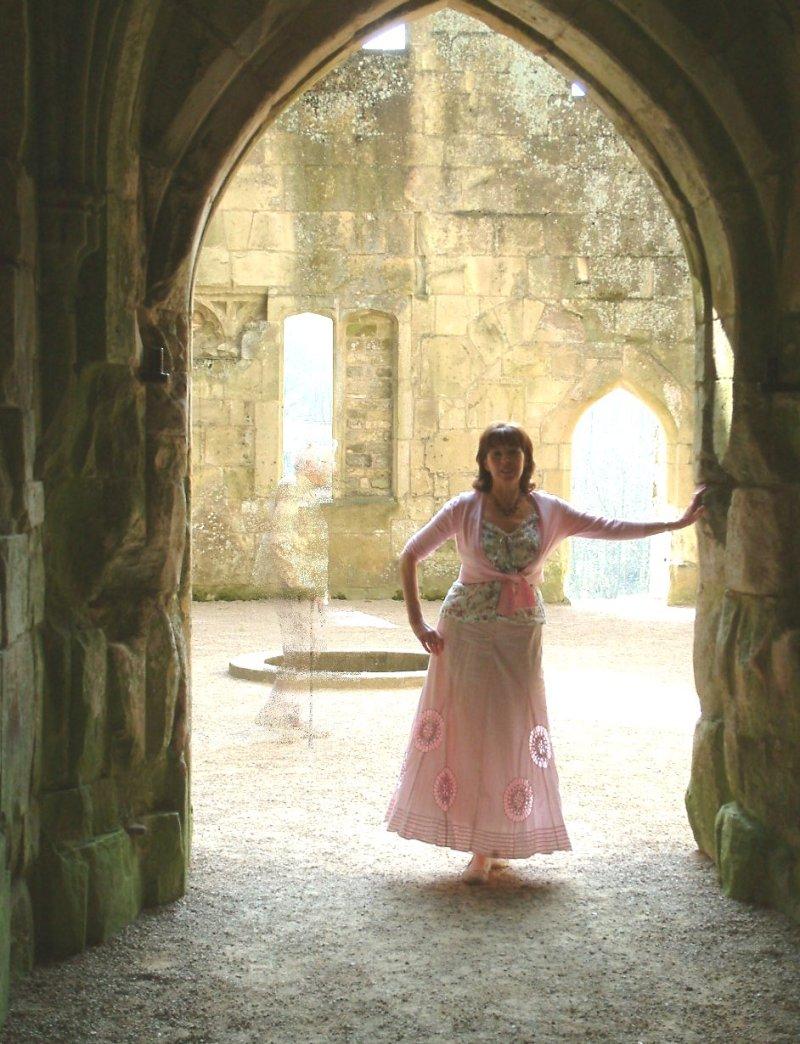 Salisbury Journal: photo de Carol du château de Wardour