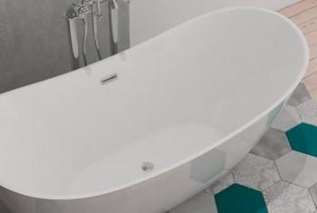 la baignoire ilot est l element star