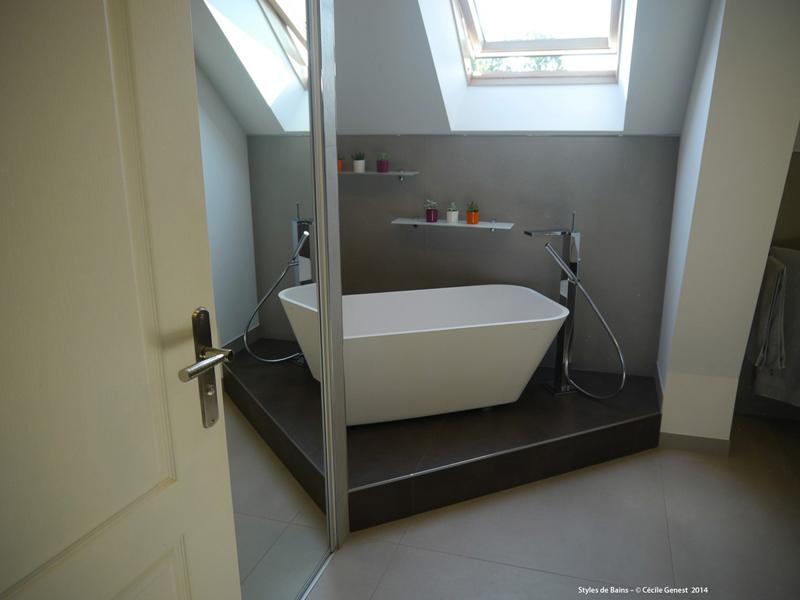 salle de bain rennes nos realisations