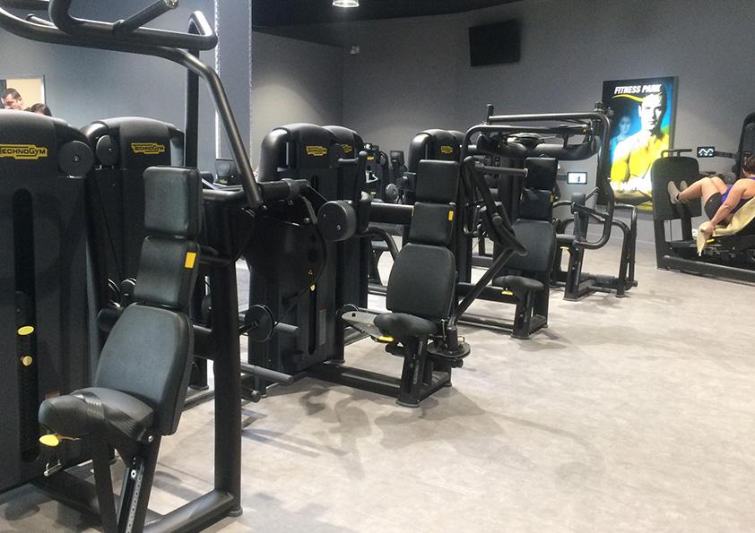 fitness park sorgues 542 avenue