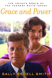 Book cover for Grace and Power Inside the Kennedy White House