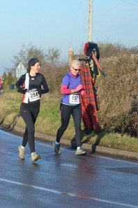 Cold Icy Ely 10km 2014