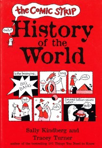 Comic Strip History of the World cover
