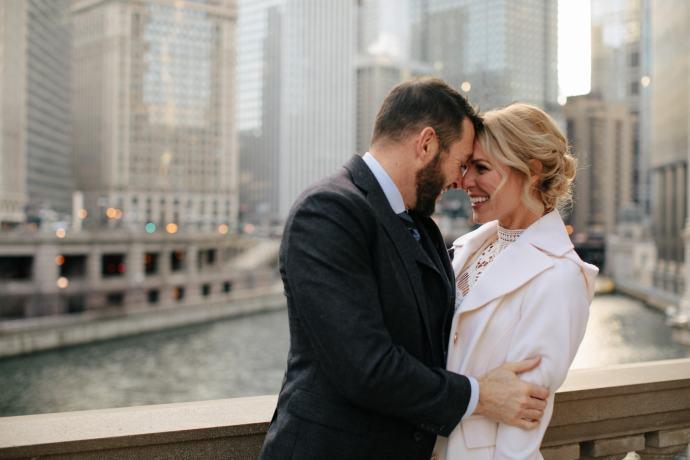 Chicago elopement