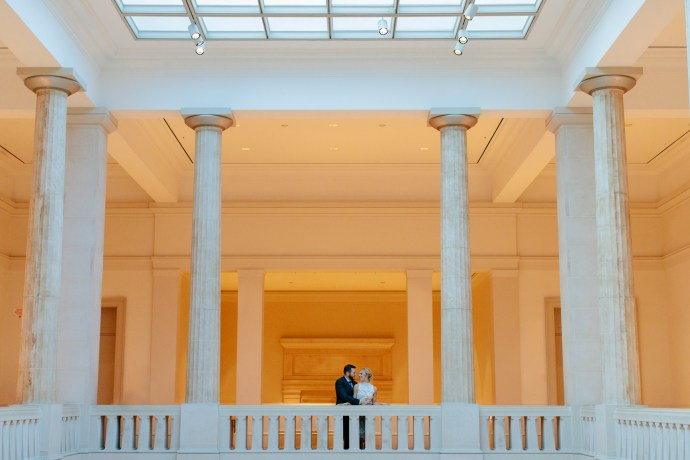 Art Institute of Chicago wedding photography