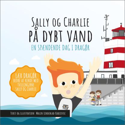 Sally og Charlie på dybt vand – en spændende dag i Dragør