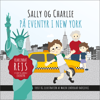Sally og Charlie på eventyr i New York