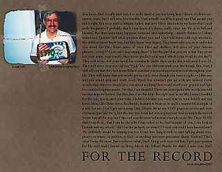 Fortherecord