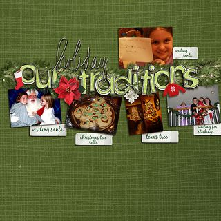 Ourholidaytraditions